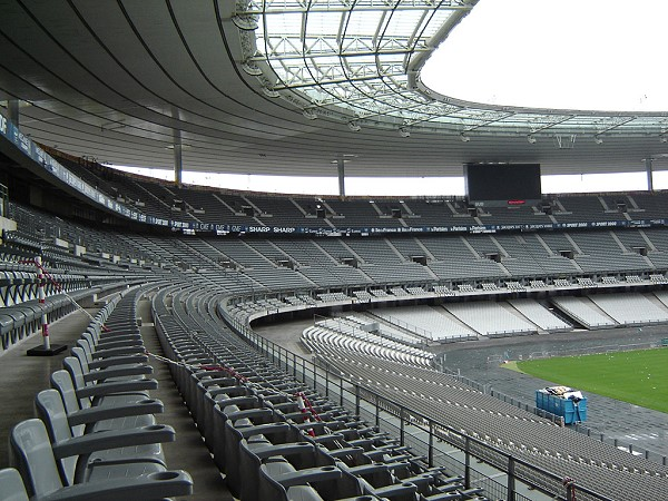 Стад де Франс (Stade de France)