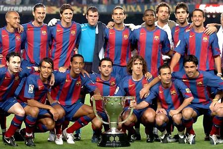 РУ»-билеты: FC Barcelona (ФК